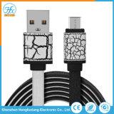 Cavo di carico di micro dati del USB di Custimized per il telefono mobile