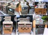 Kfc Mcdoland 장비에 의하여 튀겨지는 닭 기계 압력 프라이팬