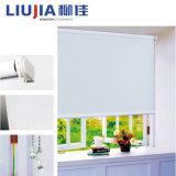 Escurecimento e cortinas de rolo da tela da proteção solar