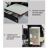 Anet A6 для настольных ПК 3D-принтер Fdm высокое качество 3D-принтер