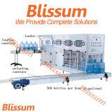 O processamento automático de 5 litro de água da linha de enchimento