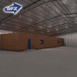 Edificio prefabricado del almacén de la estructura de acero del Pre-Ingeniero fácil de la instalación