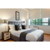 حديثة رخيصة فائقة 8 فندق أثاث لازم غرفة نوم مجموعة