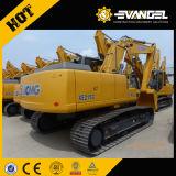 Precio barato Xcm 26ton gran excavadora sobre orugas hidráulica xe260c
