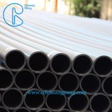 PE80 tamanhos de tubo de água de plástico de polietileno