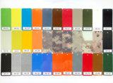 Strati colorati G10 per la maniglia della lama