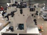 Machine de refendage à mourir de la station de coupe rotatif avec deux rembobineur de tourelle