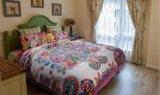 優美デザインRaschelの総括的なミンク毛布OEMの発注低いMOQ