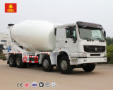 Le mélangeur concret de HOWO 8X4 16cbm troque la coutume en gros de la Chine