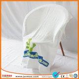 昇進余分厚いMicrofiberの適性タオルの広告