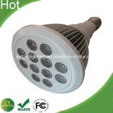 IP20 5*2W PAR30 Farolete de iluminação LED 10W luz PAR
