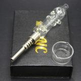 De Uitrustingen van de Collector van de Nectar van Honeybird 510 Pijpen van het Glas van de Draad Mini