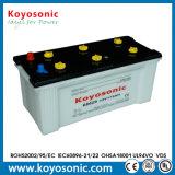 Secar cobran 12V 180Ah batería de la carretilla de batería de coche