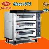 Gas-Backen-Ofen des Küche-Gerät3-deck 9-Tray seit 1979