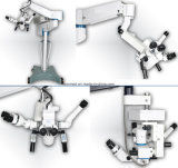 Neurocirugía neura que funciona el microscopio quirúrgico