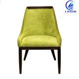 Hotel-Metallmöbel-Gewebe-Gaststätte-Stuhl für Wohnzimmer