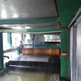 Porta de Entrada de aço blindado de madeira (SH-002)