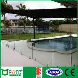 Swimmingpool-lamellierter Sicherheitsglas-Zaun