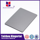 La mejor calidad Alucoworld Revestimiento de PVDF ACP Panel Compuesto de Aluminio