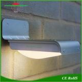 16светодиоды солнечного света в стену наружного освещения сада светодиодный светильник
