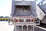 Sinotruk 4X2 10cbmのガーベージのコンパクターのトラックか圧縮機のごみ収集車
