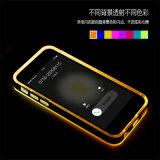 iPhone5/6/7를 위한 최고 가격 섬광 LED 창조적인 액체 유사 케이스