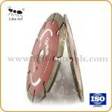 """5""""/125mm utiliser les outils électriques Hot-Pressed Sec disque de coupe Diamond la lame de scie"""
