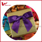Archi del nastro del raso del poliestere per l'imballaggio del regalo