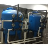 水処理設備前処理によって作動するカーボンフィルター