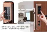 Bloqueio de impressão digital biométrico com Função Chave Mecânica de senha