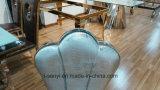 宴会のホテルの椅子のための食堂の家具のレストランの椅子の革食事の椅子