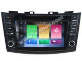 스즈끼 신속한 2012의 4G ROM 1080P 접촉 스크린 32GB ROM IPS 스크린을%s Witson 8 코어 인조 인간 8.0 차 DVD