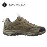 Breathable Männer, die Schuhe von der China-Schuh-Fabrik wandern