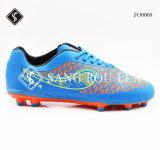 Nuevos zapatos del fútbol del deporte de los hombres de la manera