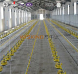 Peb 강철 구조물 직류 전기를 통한 강철 구조물 건물 (JHX-R011)