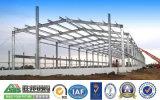 Estructura de acero prefabricados ligeros Taller con nuevo diseño