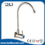 Niquelar sem chumbo do Faucet da torneira de filtro da água bebendo do aço inoxidável escovou