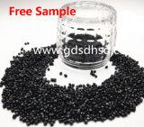 炭酸カルシウムとの黒いMasterbatchのための新しいプラスチック