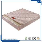 Colchón superior de la cama matrimonial de la almohadilla comercial con el resorte Pocket elástico