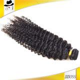 Cabelo natural do brasileiro 9A da onda por atacado do cabelo