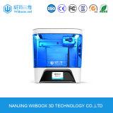 В качестве однофорсуночных Cute Fdm цифровой печатной машины Mini 3D-принтер