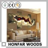 Pittura decorativa di arte di Frameless di paesaggio moderno per l'hotel