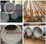 Tubo/tubo di ceramica dell'allumina di 92%&96%