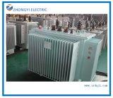電力設備のオイルによって浸される電力配分の変圧器6~33kv