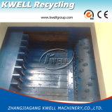 Shredder PE / Broyeur à arbre simple pour déchets de tissu / Pneu / Bois / Déchets de cuisine / Déchets solides municipaux