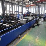 Neue Aktualisierungsvorgangs-Faser-Laser-Ausschnitt-Maschine 3000*1500mm Ipg 1000W