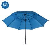 女性のためにカスタムブランドの二重層27inchの傘を広告すること