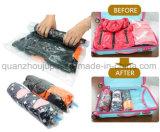 Soem-Plastikarbeitsweg-Kleidung, die mit Reißverschlussdichtungs-Vakuumspeicher-Beutel verpackt
