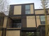 Qualitäts-einfaches Gebäude-vorfabriziertes Haus für Familien-Leben