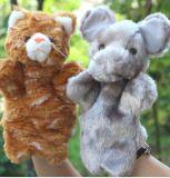 Giocattoli educativi del burattino della barretta della peluche del giocattolo dei capretti